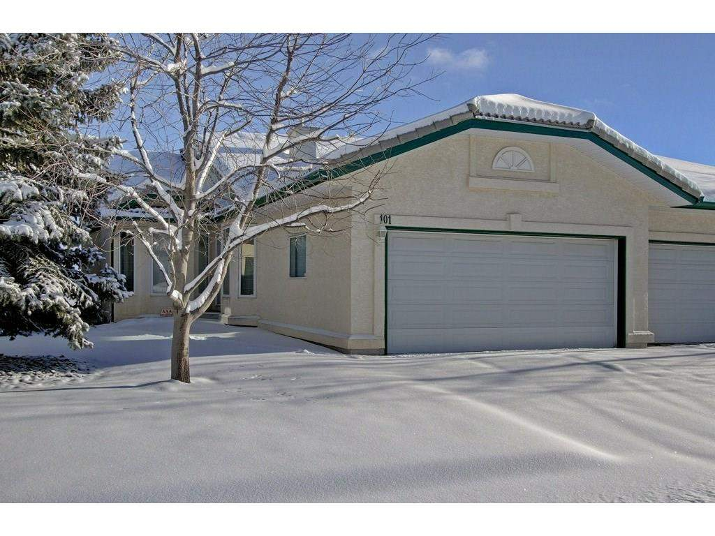 MLS® #C4149822 - 101 Strathearn Gd Sw in Strathcona Park Calgary, Attached