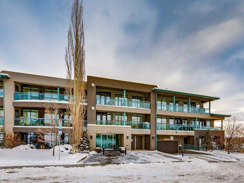MLS® #C4150031 - #204 4108 Stanley RD Sw in Parkhill Calgary, Apartment