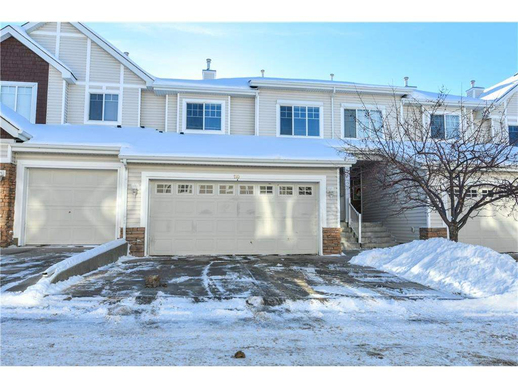 MLS® #C4150057 - 110 Hidden Creek Gd Nw in Hidden Valley Calgary, Attached