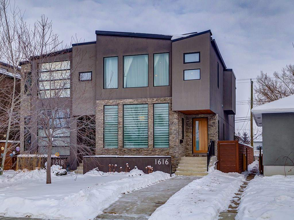 MLS® #C4150145 - 1616 19 AV Nw in Capitol Hill Calgary, Attached