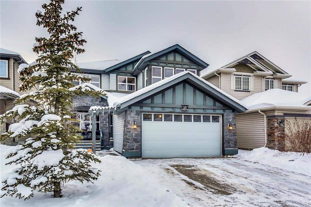 MLS® #C4150154 - 13 Chapalina Ri Se in Chaparral Calgary, Detached