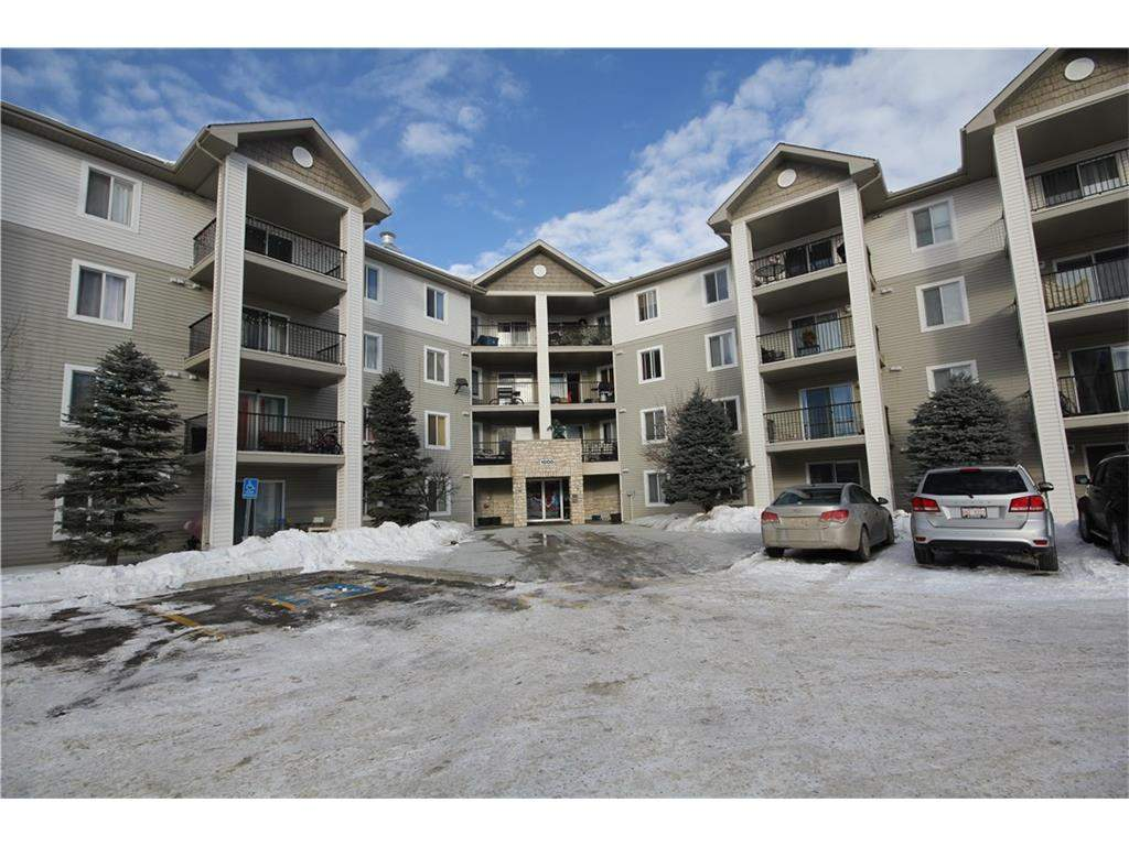 MLS® #C4160805 - #1219 12 Cimarron Cm in None Okotoks, Apartment Open Houses
