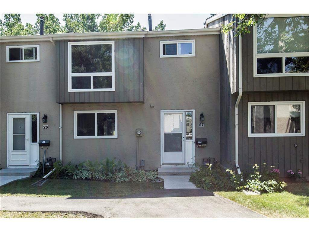 MLS® #C4160905 - #27 11407 Braniff RD Sw in Braeside Calgary, Attached