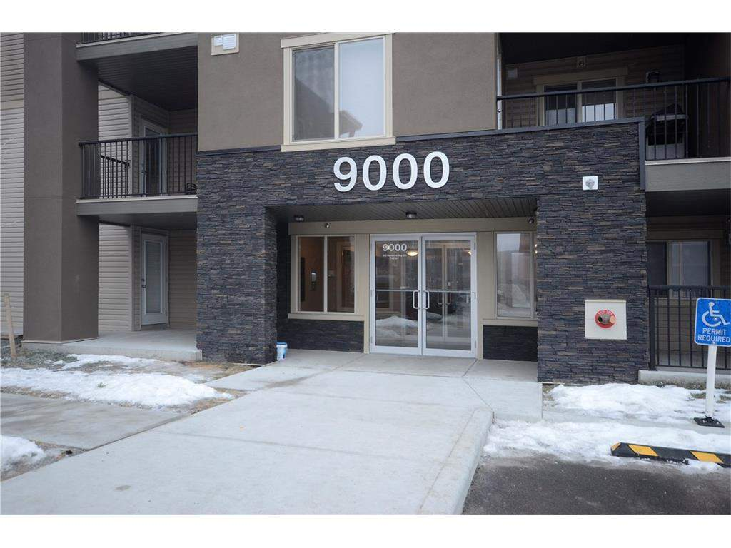 MLS® #C4161244 - #9101 403 Mackenzie WY Sw in Downtown Airdrie, Apartment