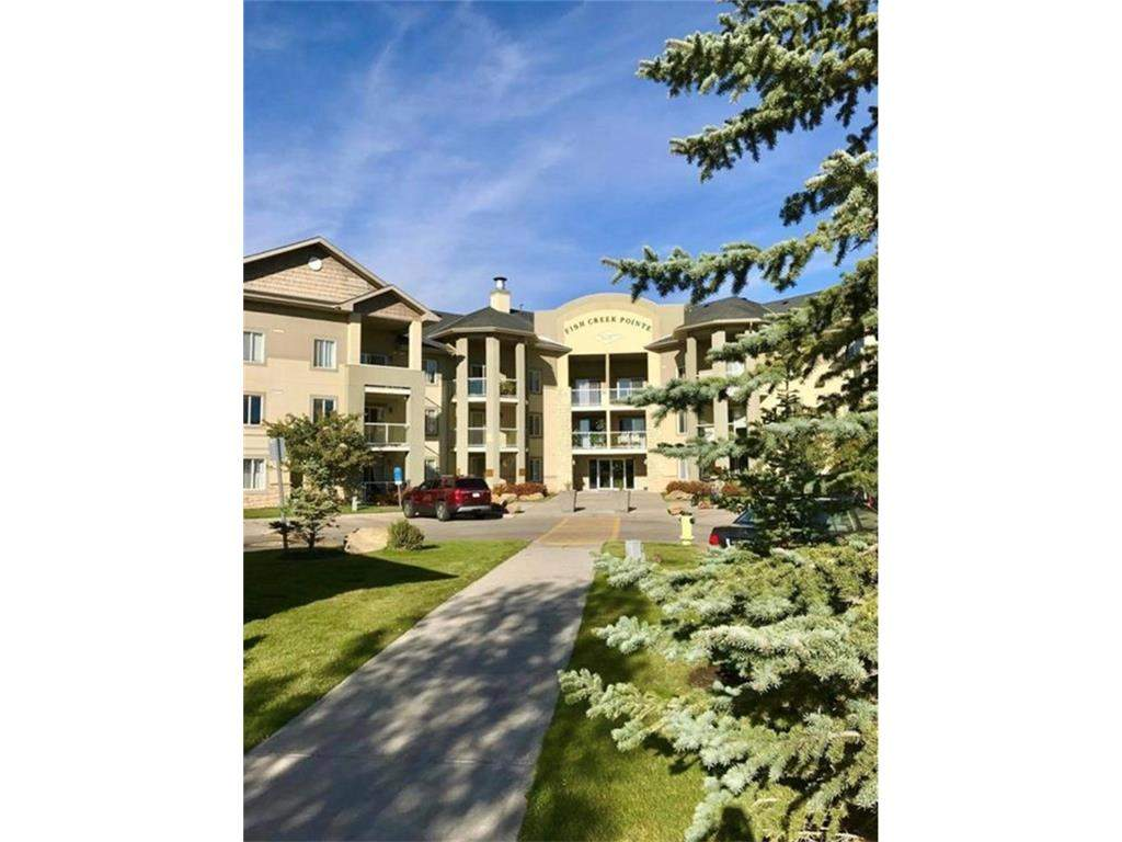MLS® #C4161309 - #2203 2518 Fish Creek Bv Sw in Evergreen Calgary, Apartment
