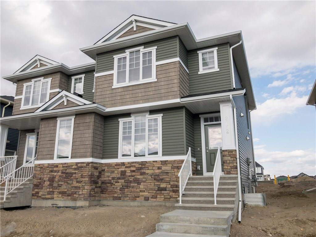 MLS® #C4161422 - 2752 Kings Heights Ga in Ravenswood Airdrie, Attached Open Houses