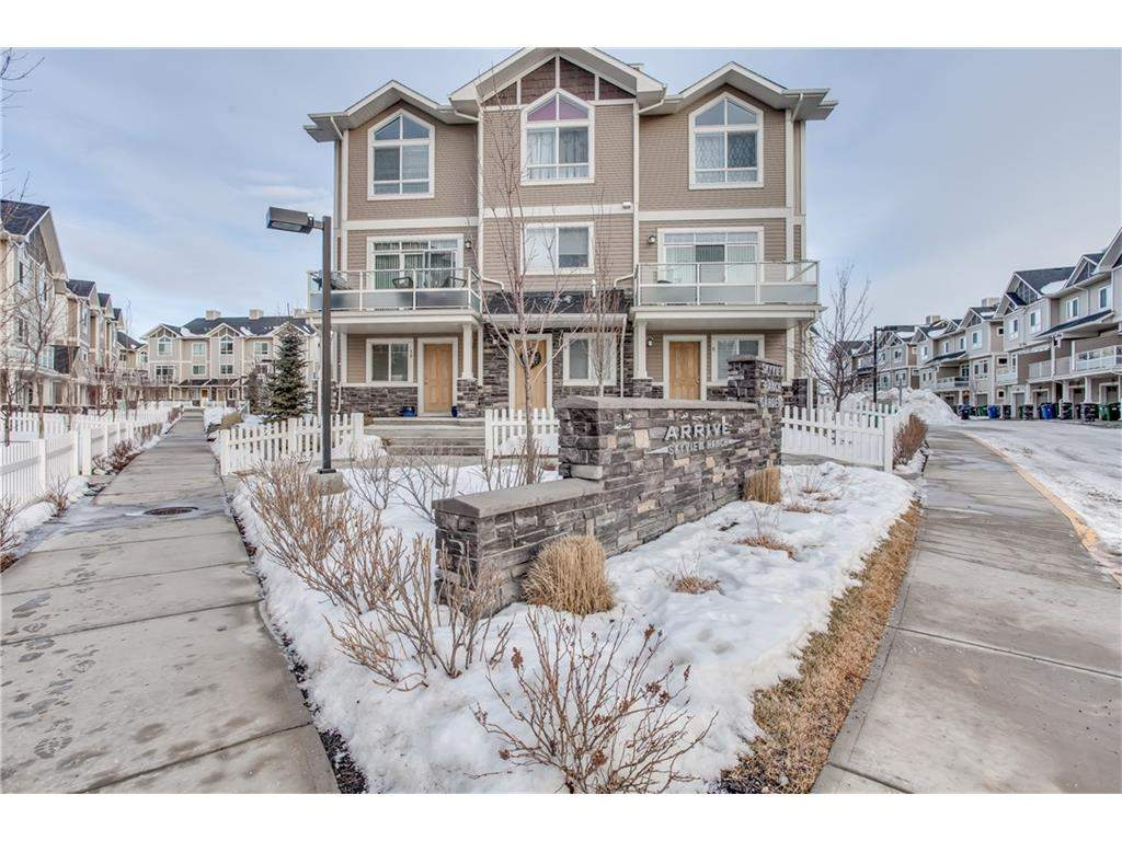 MLS® #C4161437 - 10 Skyview Ranch Gd Ne in Skyview Ranch Calgary, Attached