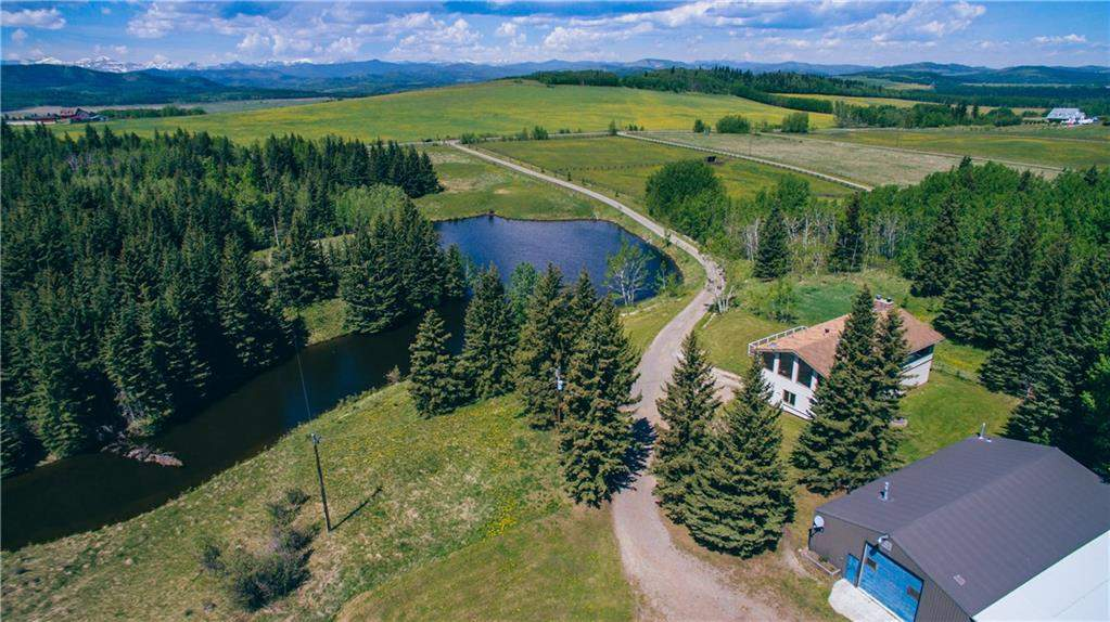 MLS® #C4161534 - 370084 272 ST W in None Rural Foothills M.D., Detached