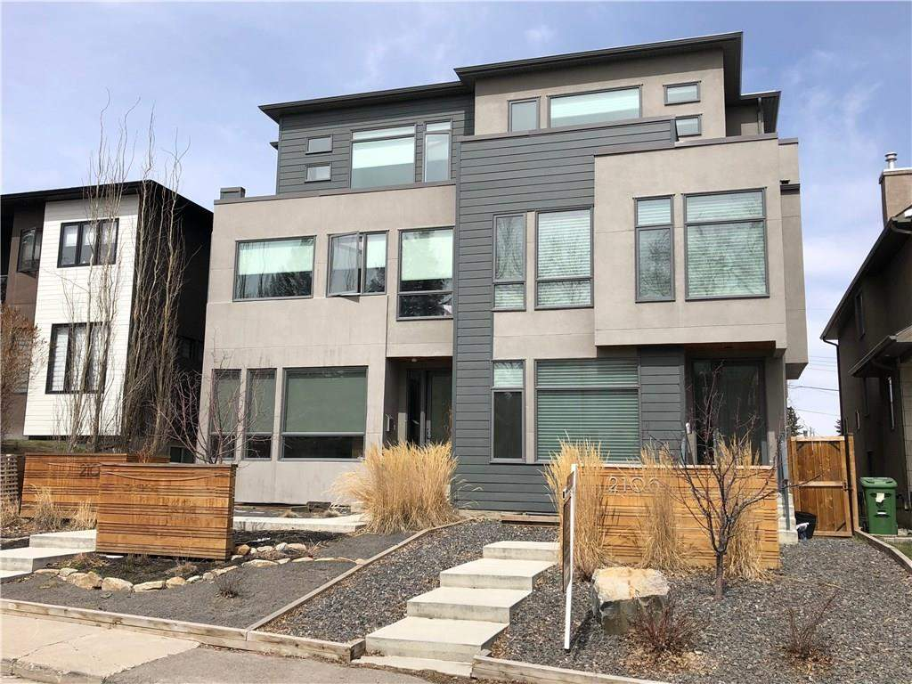 MLS® #C4161566 - 2106 27 AV Sw in Richmond Calgary, Attached Open Houses