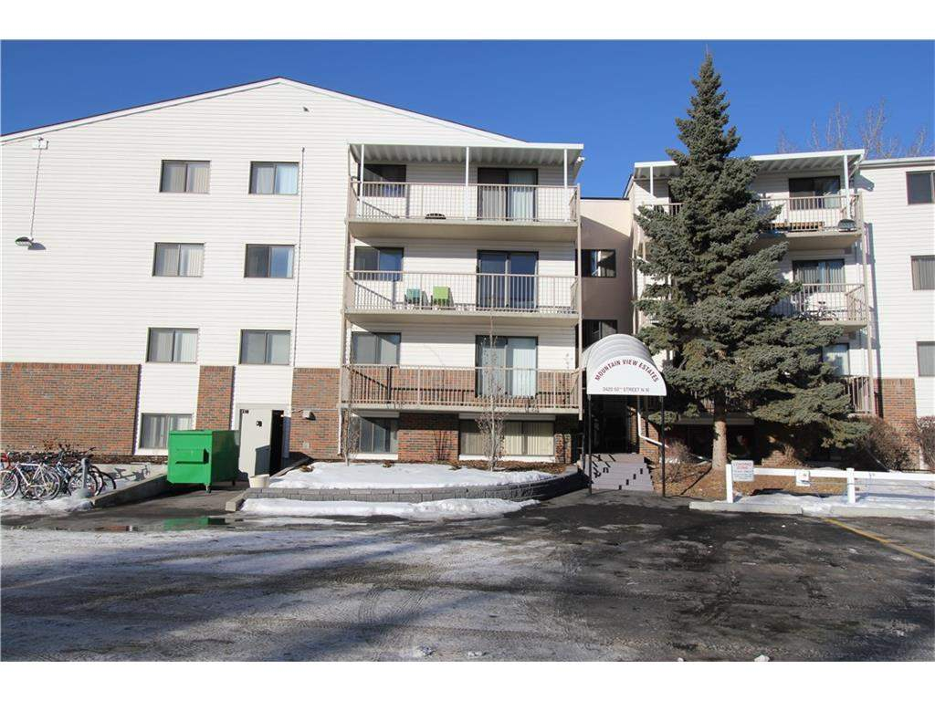 MLS® #C4161829 - #417 3420 50 ST Nw in Varsity Calgary, Apartment