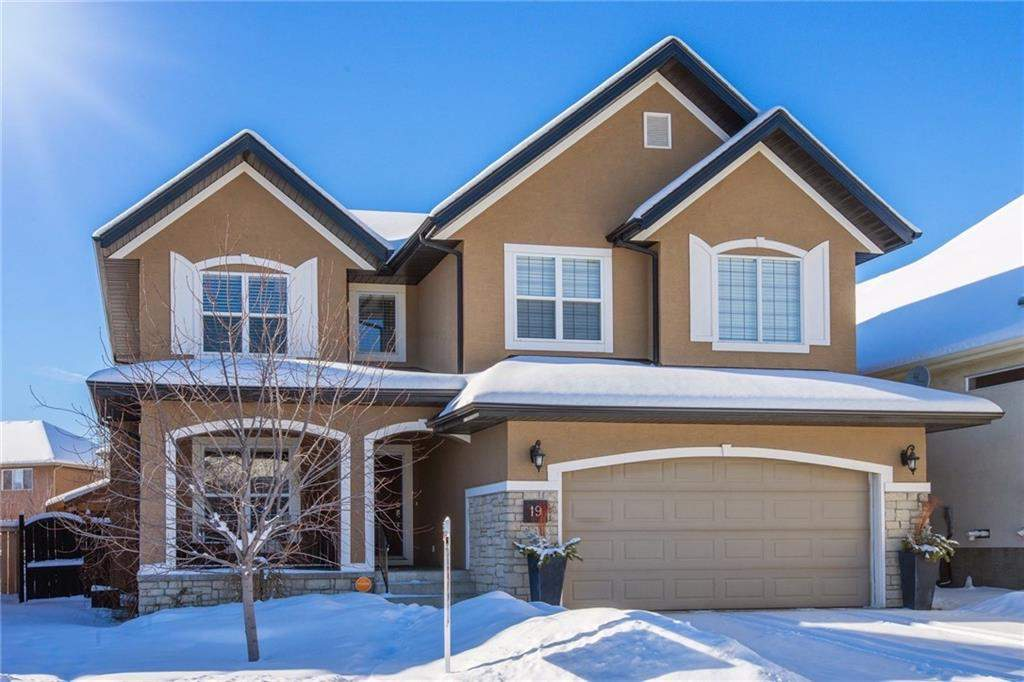 MLS® #C4161941 - 19 Tuscany Estates CL Nw in Tuscany Calgary, Detached