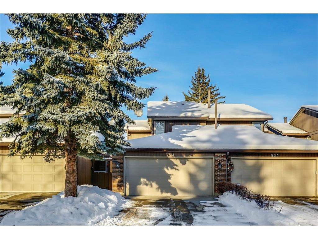 MLS® #C4161965 - #803 860 Midridge DR Se in Midnapore Calgary, Attached