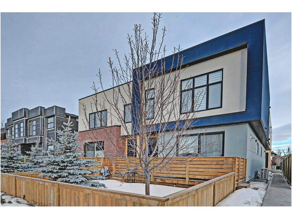 MLS® #C4162182 - #1 1710 Kensington RD Nw in Hillhurst Calgary, Attached