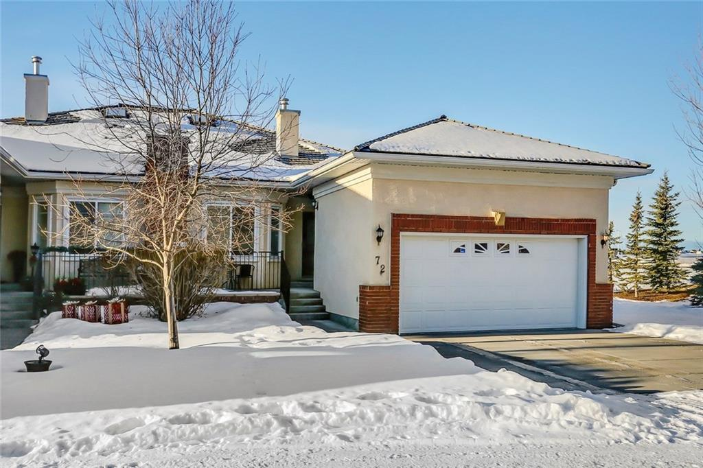 MLS® #C4162371 - 72 Sierra Morena Ld Sw in Signal Hill Calgary, Attached Open Houses