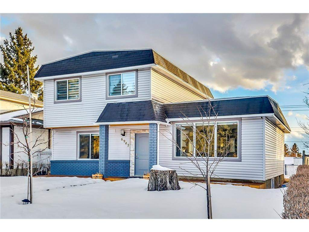 MLS® #C4162633 - 6947 Silver Springs RD Nw in Silver Springs Calgary, Detached