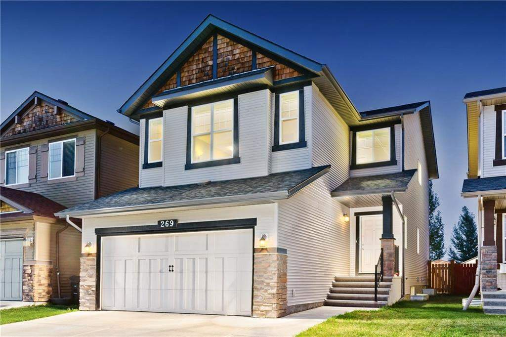 MLS® #C4162980 - 269 Silverado Plains CL Sw in Silverado Calgary, Detached Open Houses