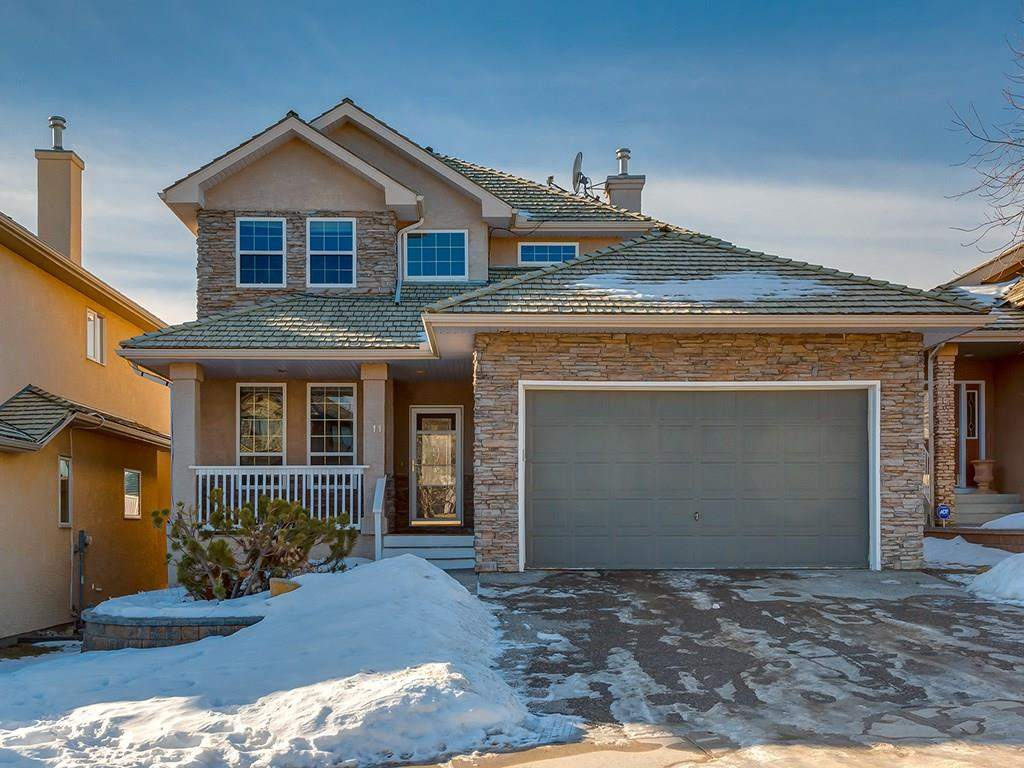 MLS® #C4163193 - 11 Royal Crest WY Nw in Royal Oak Calgary, Detached