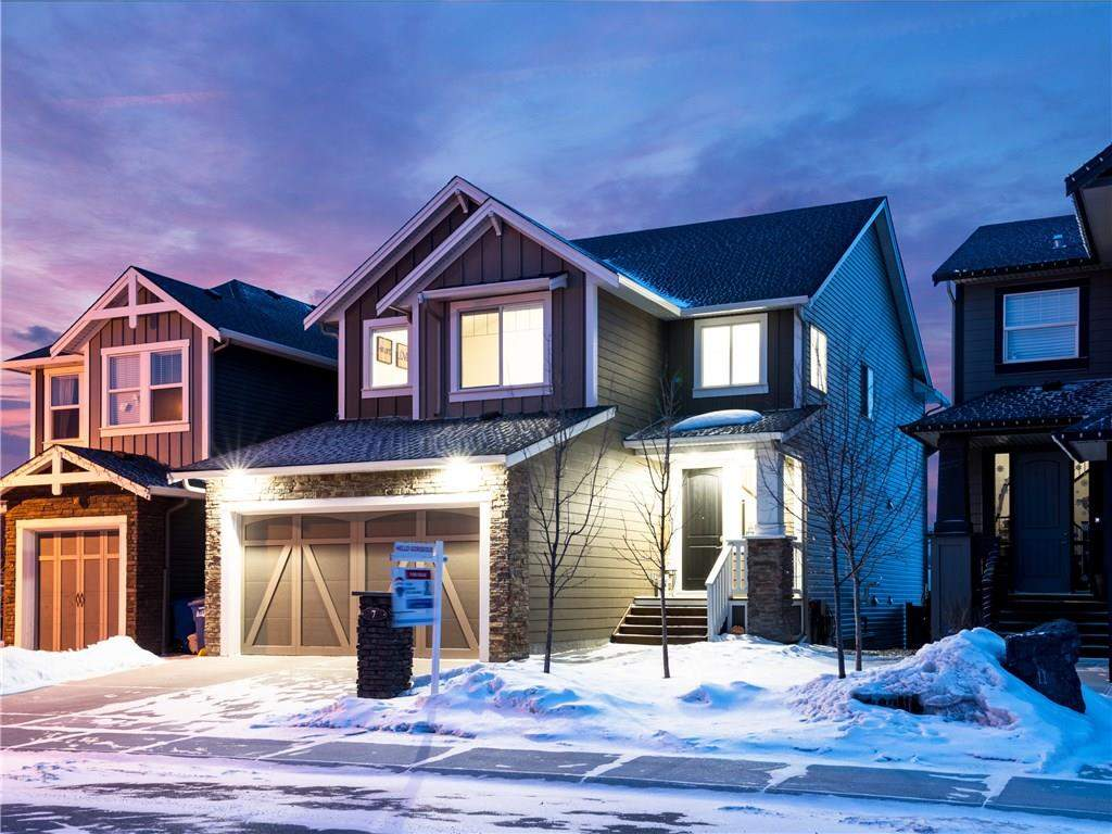 MLS® #C4163288 - 7 Reunion Gr Nw in Williamstown Airdrie, Detached