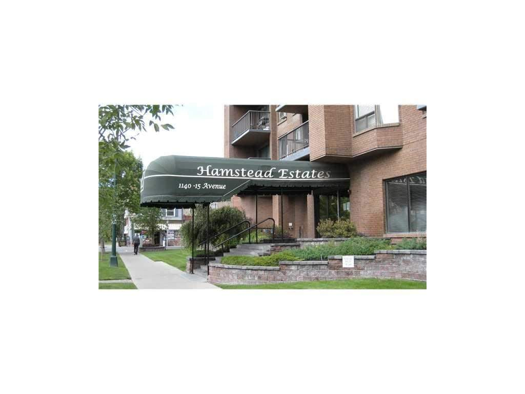 MLS® #C4163366 - #502 1140 15 AV Sw in Beltline Calgary, Apartment
