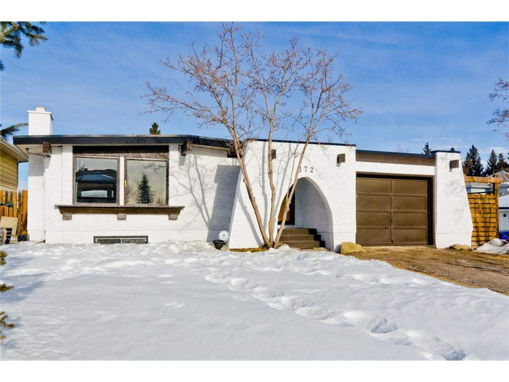MLS® #C4163428 - 372 Cantrell DR Sw in Canyon Meadows Calgary, Detached