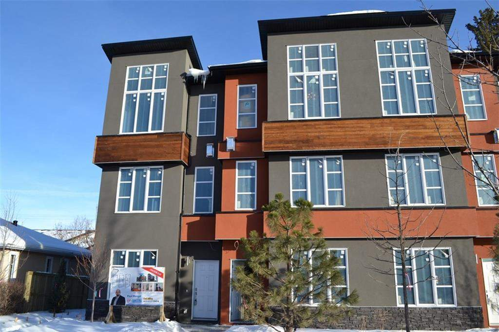 MLS® #C4163613 - 1932 26a ST Sw in Killarney/Glengarry Calgary, Attached