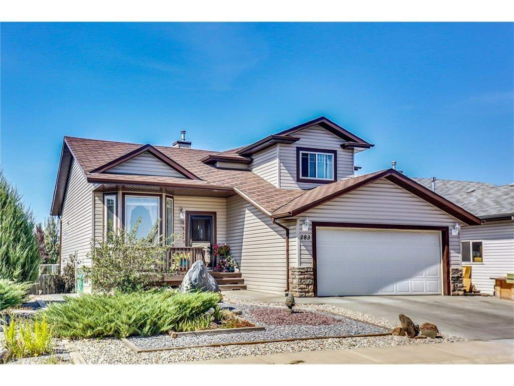 MLS® #C4163817 - 283 Highland Ci in Hillview Estates Strathmore, Detached