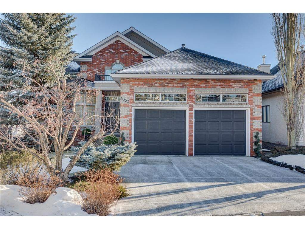 MLS® #C4163848 - 5632 Coach Hill RD Sw in Patterson Calgary, Detached