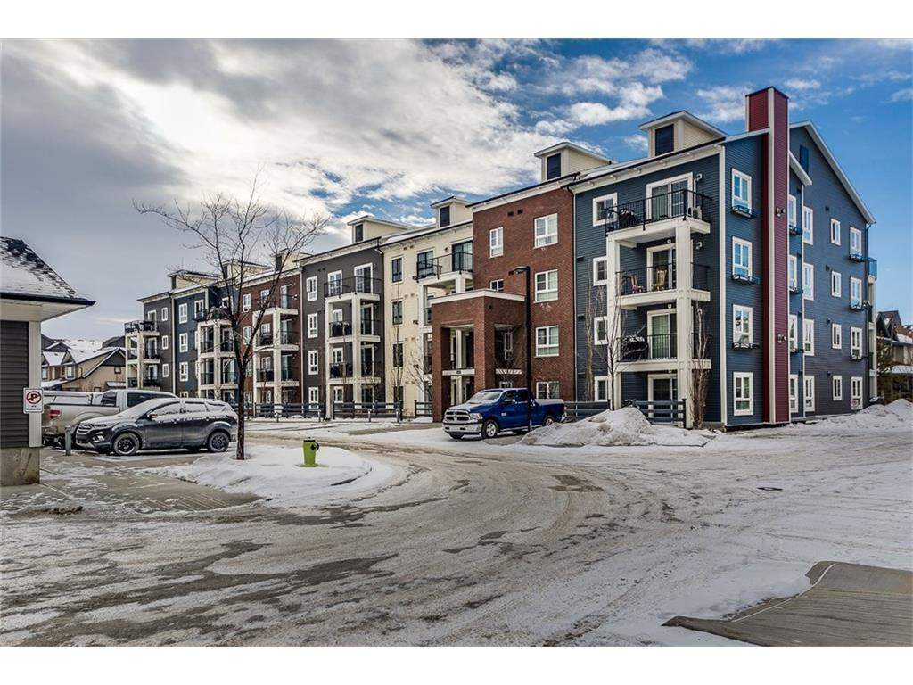 MLS® #C4163908 - #5112 279 Copperpond Cm Se in Copperfield Calgary, Apartment