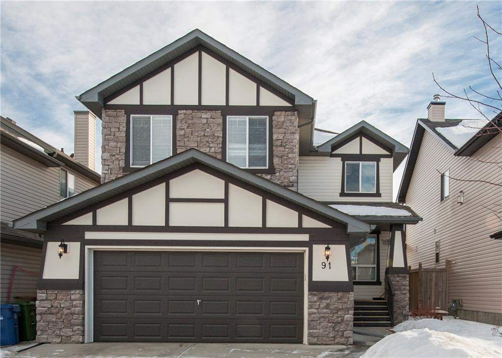 MLS® #C4164130 - 91 Chapala Sq Se in Chaparral Calgary, Detached
