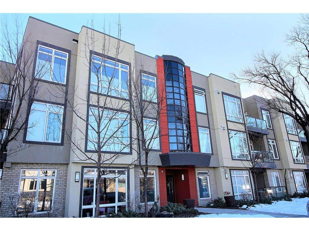 MLS® #C4164187 - #105 540 34 ST Nw in Parkdale Calgary, Apartment Open Houses