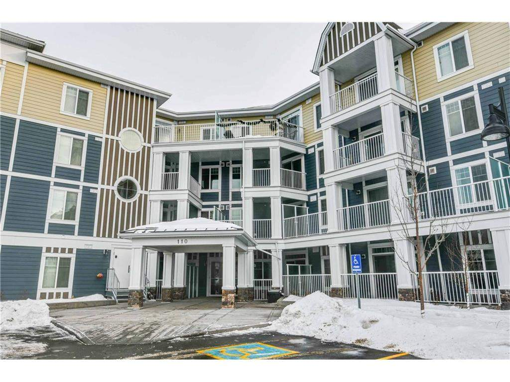 MLS® #C4164258 - #216 110 Auburn Meadows Vw Se in Auburn Bay Calgary, Apartment