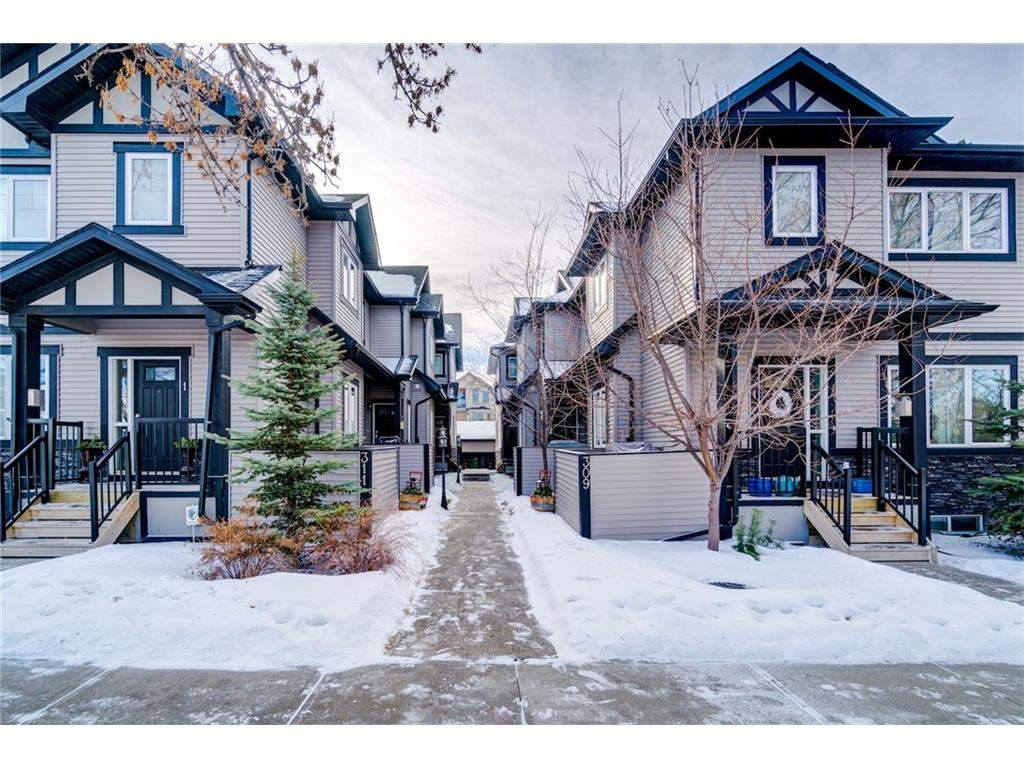 MLS® #C4164279 - #3 309 15 AV Ne in Crescent Heights Calgary, Attached