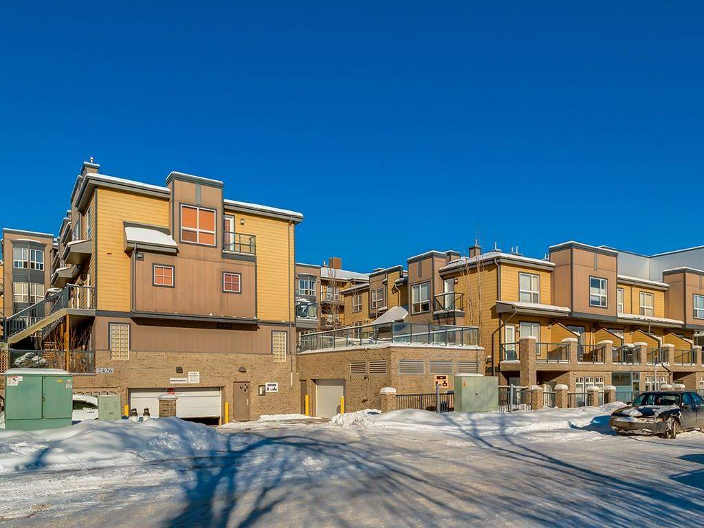 MLS® #C4164409 - #112 2420 34 AV Sw in South Calgary Calgary, Apartment