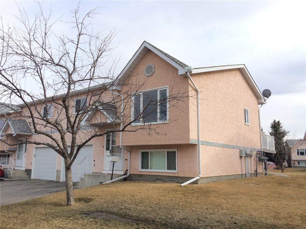 MLS® #C4164483 - 114 Fairway Vw Nw in None High River, Attached Open Houses