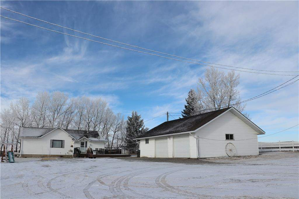 MLS® #C4164573 - 658035 80th Street ST W in None Rural Foothills M.D., Detached