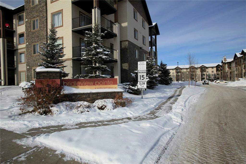 MLS® #C4164763 - #2312 8 Bridlecrest DR Sw in Bridlewood Calgary, Apartment Open Houses