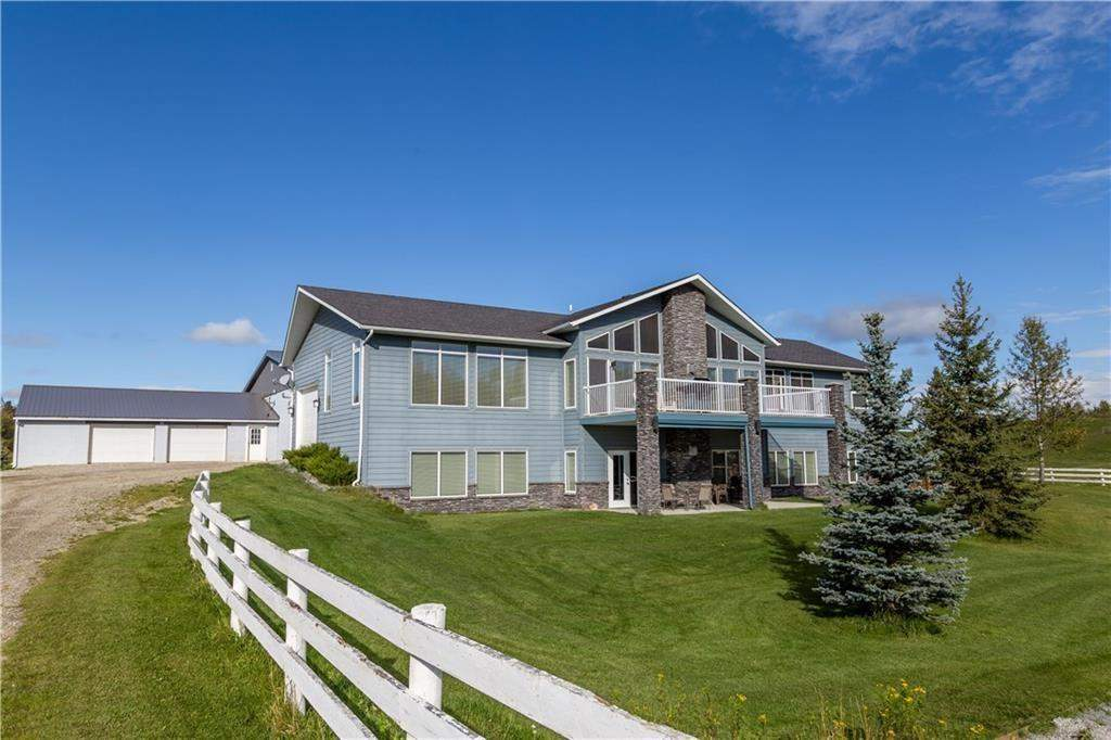 MLS® #C4164971 - Rr 53 29206 in None Rural Mountain View County, Detached