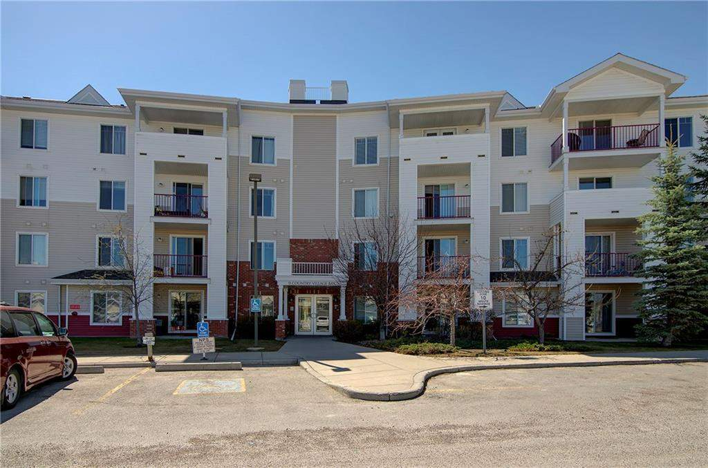 MLS® #C4165561 - #412 9 Country Village BA Ne in Country Hills Village Calgary, Apartment