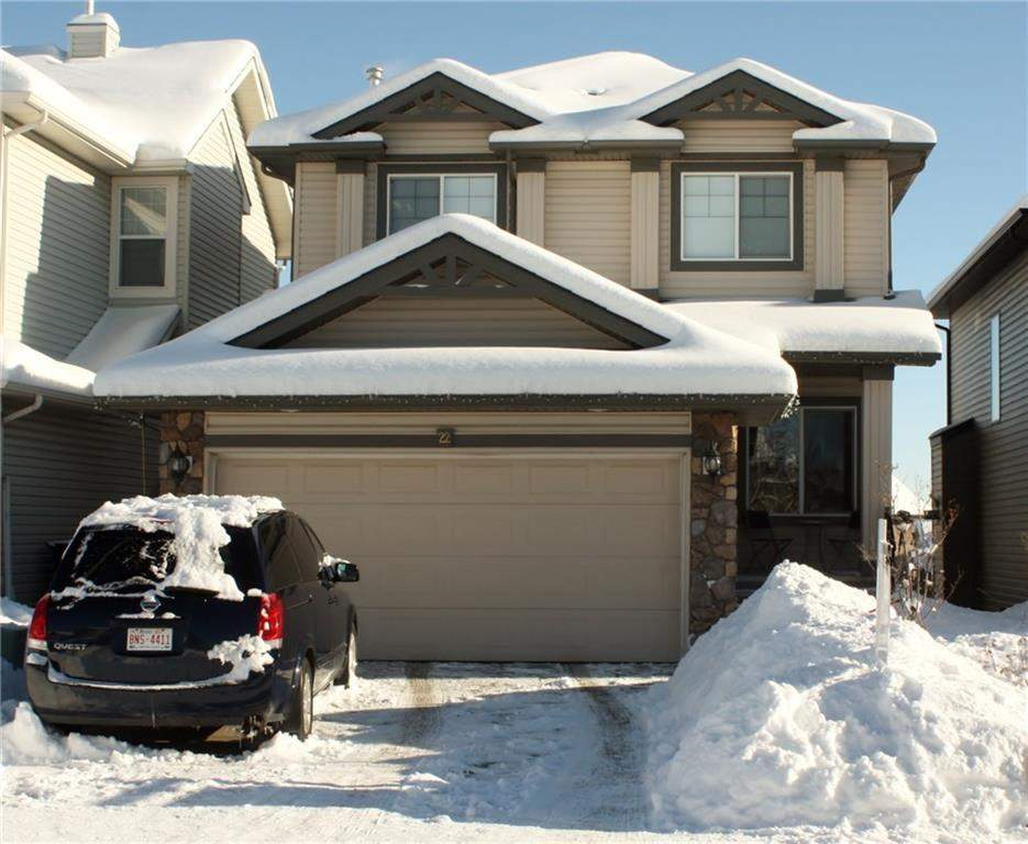 MLS® #C4165576 - 22 Tuscany Vista RD Nw in Tuscany Calgary, Detached