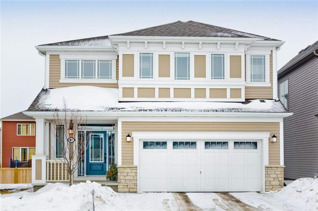 MLS® #C4165829 - 197 Windford Pa Sw in South Windsong Airdrie, Detached