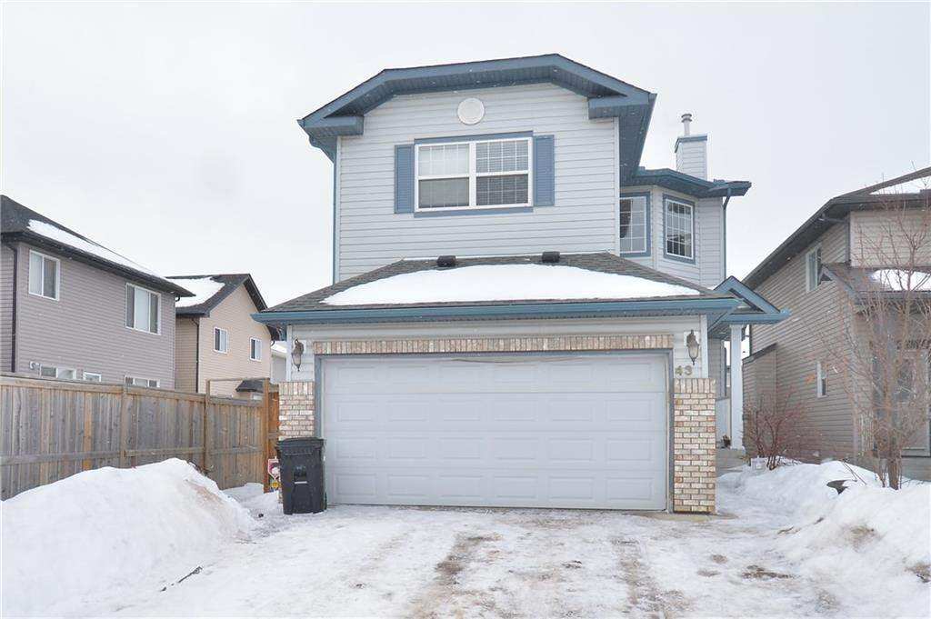 MLS® #C4166004 - 43 Saddleland CR Ne in Saddle Ridge Calgary, Detached