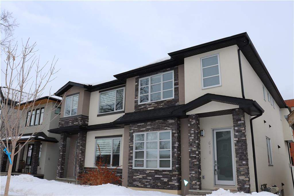 MLS® #C4166217 - 618 15 ST Nw in Hillhurst Calgary, Attached