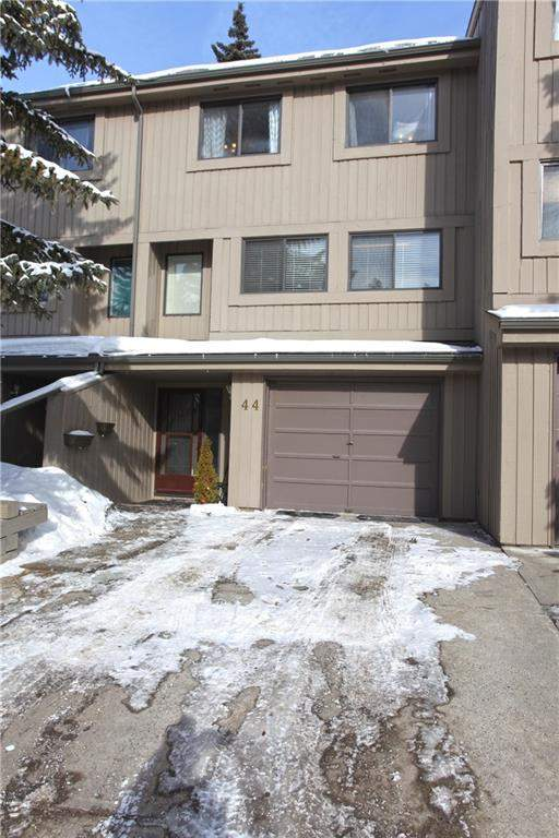 MLS® #C4166868 - #44 10401 19 ST Sw in Braeside Calgary, Attached