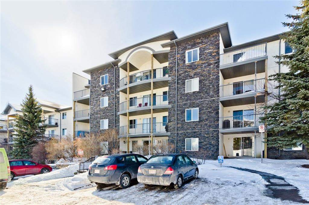 MLS® #C4167245 - #217 33 Arbour Grove CL Nw in Arbour Lake Calgary, Apartment Open Houses