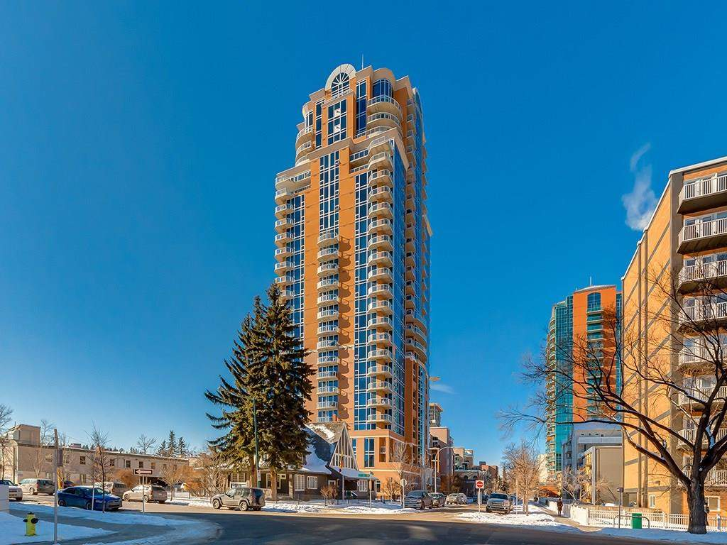 MLS® #C4167403 - #2302 817 15 AV Sw in Beltline Calgary, Apartment Open Houses