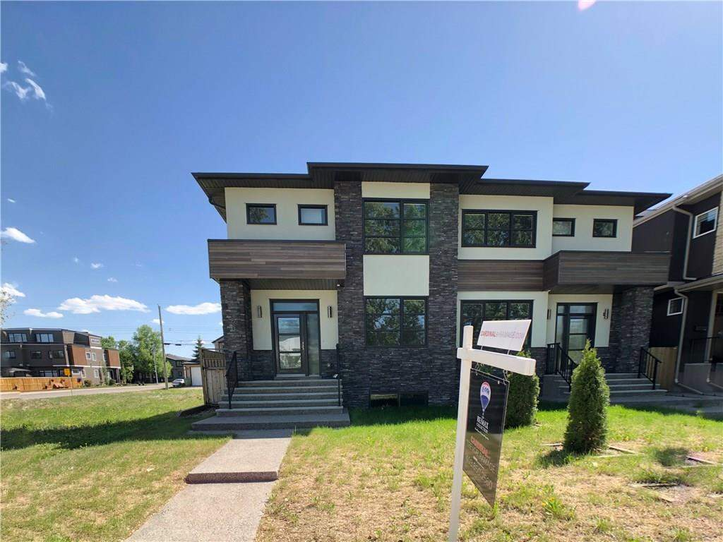 MLS® #C4167533 - 605 22 AV Nw in Mount Pleasant Calgary, Attached Open Houses