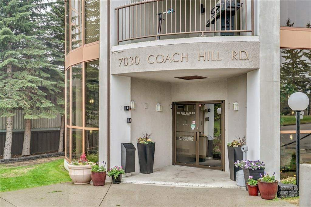 MLS® #C4167538 - #3152 7030 Coach Hill RD Sw in Coach Hill Calgary, Apartment