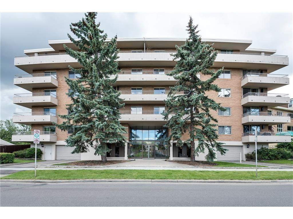MLS® #C4167830 - #403 629 Royal AV Sw in Upper Mount Royal Calgary, Apartment