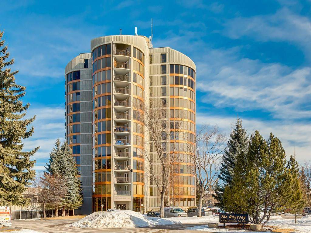 MLS® #C4170220 - #2131 20 Coachway RD Sw in Coach Hill Calgary, Apartment
