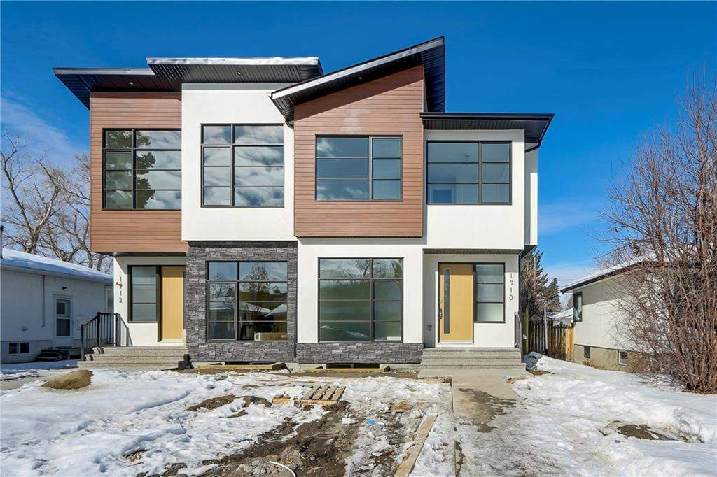 MLS® #C4170563 - 1910 23 AV Nw in Capitol Hill Calgary, Attached